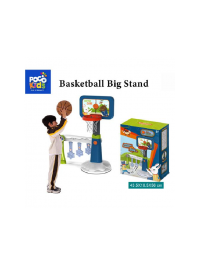 2 in 1 Basketball Set