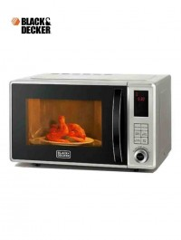 23L Microwave Oven With Grill