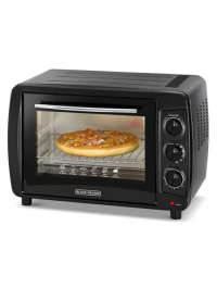 35L Double Glass Toaster Oven