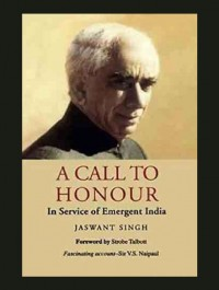 A Call To Honour (Rupa) By Jaswanth Singh