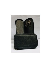 Artificial Leather Key Bag 5 inch