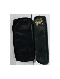 Artificial Leather Key Bag 7 inch