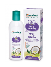 Baby Hair Oil , 200ml , By Himalayan