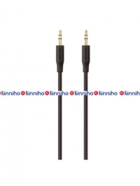 BELKIN ESSENTIAL STEREO 3.5MM-AUDIO CABLE, 2M