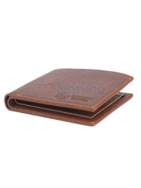 Bifold Business Leather Wallet ID Credit Card Holder Purse Pockets
