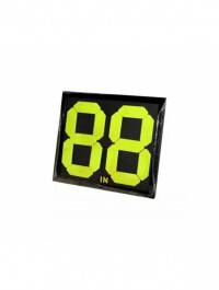 Biotherm Football Substitution Number Player Change Notice Board