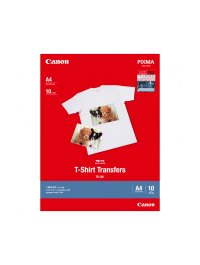 Canon TR-301 A4 Iron-On T-Shirt Transfer Paper - 10 Sheets