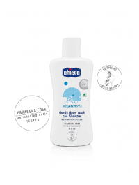 Chicco Gentle Body Wash and Shampoo (500 ml) Baby Moments