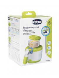 Chicco Insulated Baby Food Container System 6m+