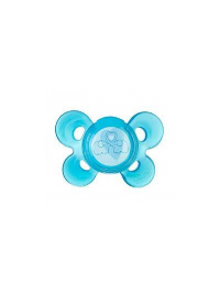 Chicco Soother Ph.Comfort Blue Sil 6-12M 1Pc C