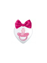 Chicco Soother Psoft Fantastic Love Boygirl 6-16M