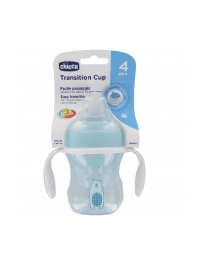 Chicco Transition Cup Boy 4M+