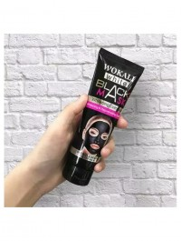 Deep Cleansing Peel Off Mask Black mask Whitening complex Whitening and Rejuvenating system