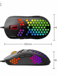 Fantech UX2 Hive RGB Wired Gaming Mouse