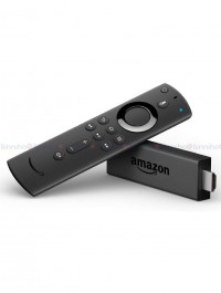 Fire TV Stick streaming media player with Alexa built in, includes Alexa Voice Remote, HD