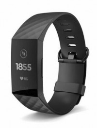 FITBIT CHARGE 3(FB410GMBK)