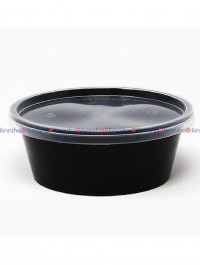 FOOD CONTAINER 300 ML Black