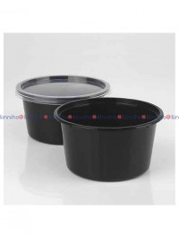 FOOD CONTAINER 500 ML Black