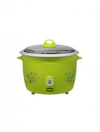 Home Glory 1.8 Ltr Drum Model Colour Rice Cooker (HG-RC1008)