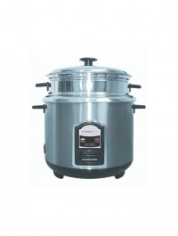 Homeglory Drum Model Shine Ricecooker 2.8 Ltr (HG-RC208SS)