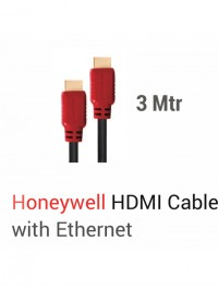Honeywell HDMI Cable with Ethernet(3 mtrs)