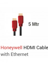 Honeywell HDMI Cable with Ethernet(5 mtrs)