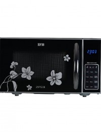 IFB Microwave Oven Grill Series-25PG3B, Black-25 L