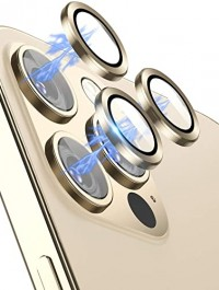 Iphone 12 Pro Max Camera Tempered Lens Shield All Plastic Glass Lens Protection Ring
