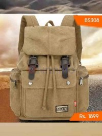 Jeans Backpack For Unisex