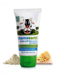 Mamaearth Milky Soft Face Cream With MuruMuru Butter For Babies