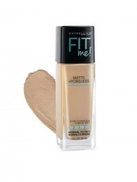 Maybelline Fit Me Foundation (Warm Nude) - 30 Ml