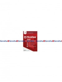 McAfee Total Protection 1 User