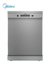 Midea 15 Place Deluxe Stainless Steel Dishwasher (WQP12-U7635R)