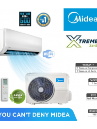Midea Wall Mounted 2 ton Air Conditioner (Xtreme Series)