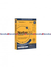 NORTON 360 DELUXE 5USERS 36MOMTHS