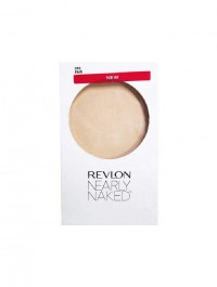 Revlon Compact Nearly Naked Pressed Powder, Fair (8g)-010