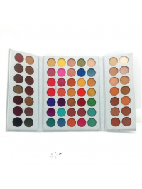 Romanky eyeshadow tray with 63 color palettes