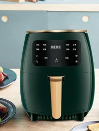 Silvercrest 2400W Extra Large Capacity Air Fryer 6L