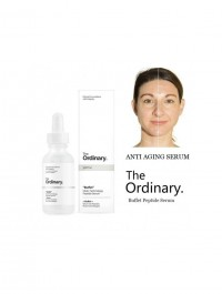 The Ordinary Buffet For Anti Aging Multi Technology Peptide Serum, Alcohol Free Imported From Uk, Genuine Product- 30 Ml