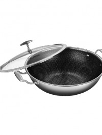 UCOOK  2600MM TRY PLY KADHAI WITH LID