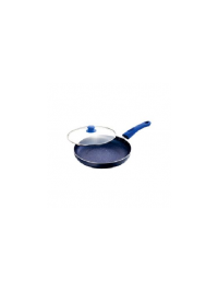 Ucook fry pan+glass lid 260MM/3MM
