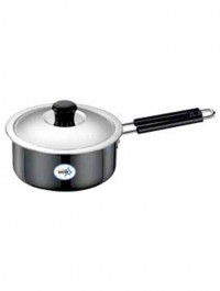 UNIRIZE H.A SAUCE PAN WITH STAINSLESS STEEL LID(induction)1.5litres