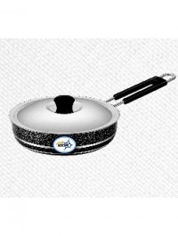 UNIRIZE P.C FRY PAN WITH STAINLESS STEEL LID (non-induction)170mm