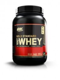WHEY GOLD STANDARD 2 LBS
